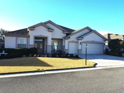 Spruce Creek Gc Single Family Home Pending: 8852 SE 119th Street