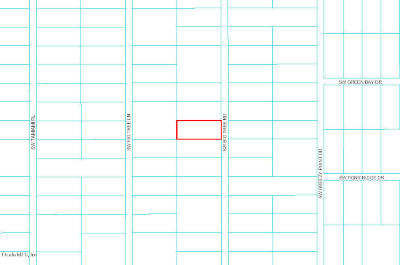 Residential Lots & Land For Sale: SW Big Tree Road