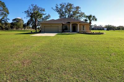 Summerfield Single Family Home For Sale: 9656 SE 140th Street