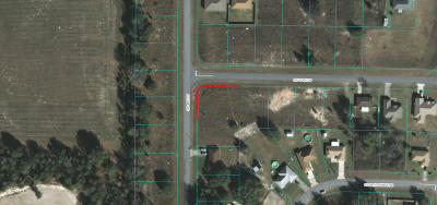 Ocala Residential Lots & Land For Sale: SW 139th Lane