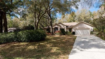 Rainbow Spgs Cc Single Family Home For Sale: 19445 SW 101st Place Road