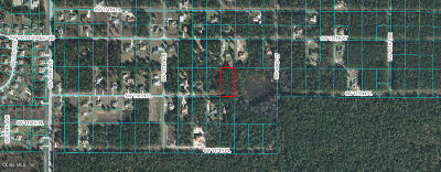 Ocala Residential Lots & Land For Sale: SW 116th Place