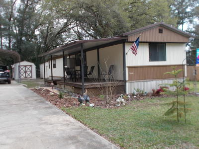 Ocala Mobile/Manufactured For Sale: 5401 SE 28th Court