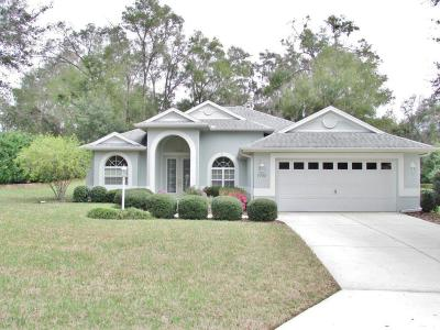 Dunnellon Single Family Home For Sale: 7753 SW 196th Terrace