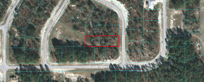 Ocala Residential Lots & Land For Sale: 139th SW Place Road