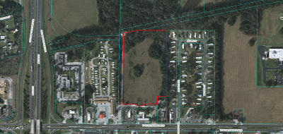 Ocala Residential Lots & Land For Sale: W Silver Springs Blvd
