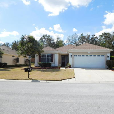 Summerfield Single Family Home For Sale: 12580 SE 90th Terrace