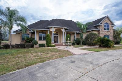Ocala FL Single Family Home For Sale: $899,000