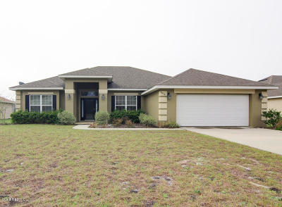Belleview Single Family Home For Sale: 4058 SE 97th Lane