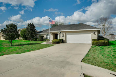 Ocala Single Family Home For Sale: 5525 SW 89th Place