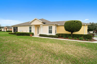 Ocala Single Family Home For Sale: 7138 SW 91st Court