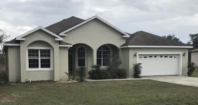 Ocala Single Family Home For Sale: 10147 SW 38th Avenue