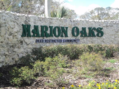 Ocala Residential Lots & Land For Sale: Lot 16 Marion Oaks Manor