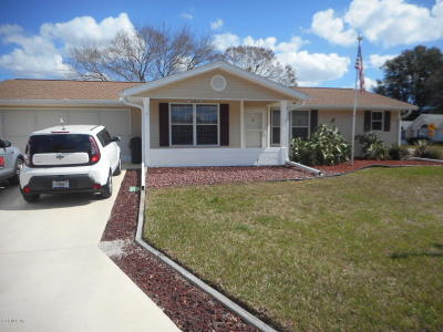 Oak Run Single Family Home For Sale: 8370 SW 108th Loop