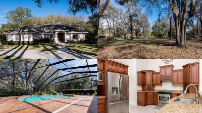 Ocala Single Family Home For Sale: 6691 SW 12 Court