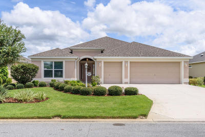 The Villages Single Family Home For Sale: 2875 Rain Lily Loop