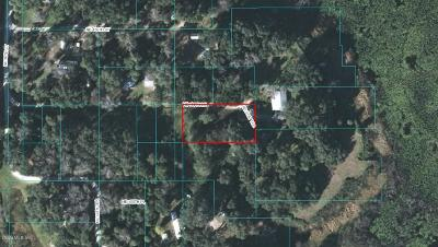 Citra FL Residential Lots & Land For Sale: $7,500