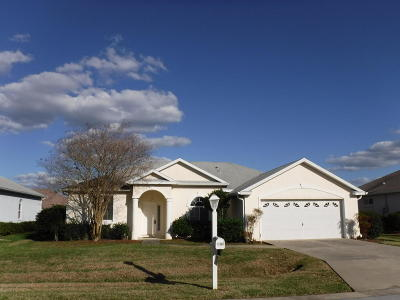 Ocala Palms Single Family Home For Sale: 2207 NW 59th Terrace