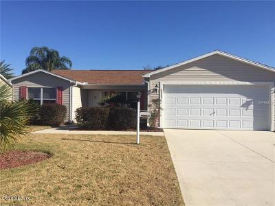 The Villages Single Family Home For Sale: 2525 Alandari Lane