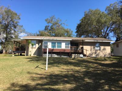 Ocklawaha Single Family Home For Sale: 16360 SE 59th