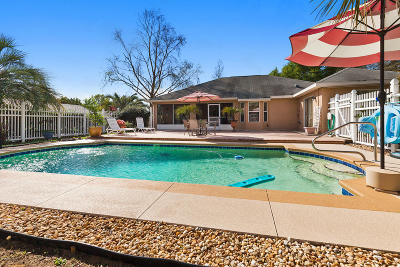 Summerfield Single Family Home For Sale: 7539 SE 147th Place