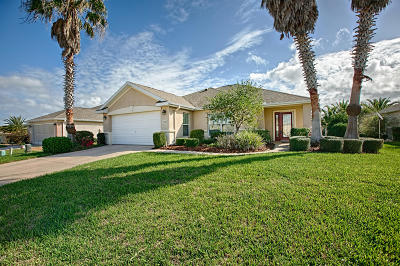 Spruce Creek Gc Single Family Home For Sale: 13889 SE 94th Court