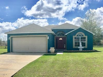 Single Family Home Sold: 6110 SW 128th Place