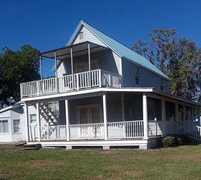 Belleview Farm For Sale: 4839 SE 112th Street