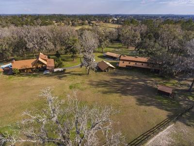 Marion County Farm For Sale: 5125 NW 135th Street