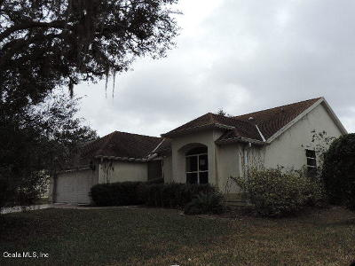 Lake County, Marion County Single Family Home For Sale: 316 Del Mar Drive