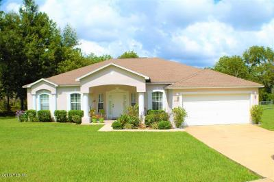 Ocala Single Family Home For Sale: 11710 SW 49th Avenue