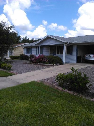 Ocala FL Single Family Home For Sale: $109,000