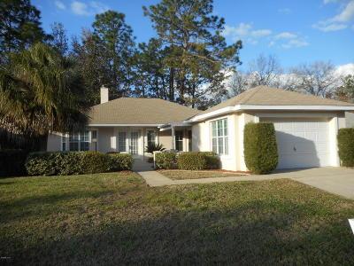 Ocala FL Single Family Home For Sale: $124,500