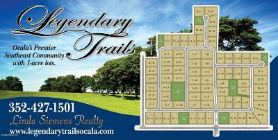 Ocala FL Residential Lots & Land For Sale: $83,400