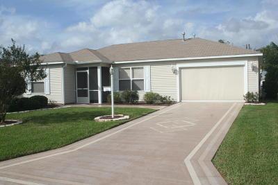 The Villages Single Family Home For Sale: 760 Artesia Avenue