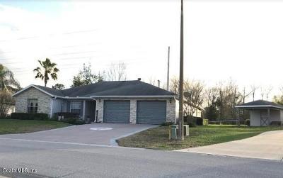Ocala Single Family Home For Sale: 3660 SE 54th Avenue