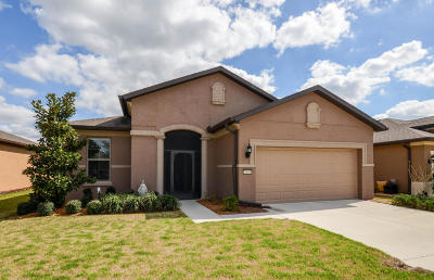 Lake County, Marion County Single Family Home For Sale: 9193 SW 70th Loop