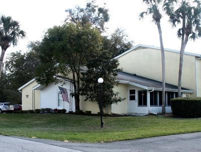 Ocala Condo/Townhouse For Sale: 639 Fairways Circle #A