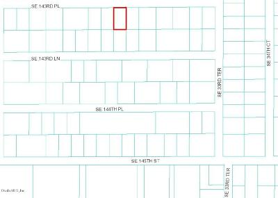Summerfield Residential Lots & Land For Sale: SE 143rd Place