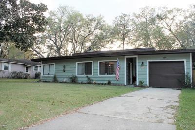 Ocala Single Family Home For Sale: 914 NE 12th Avenue