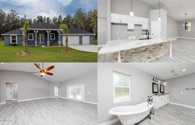 Ocala Single Family Home For Sale: 4508 SW 112th Street