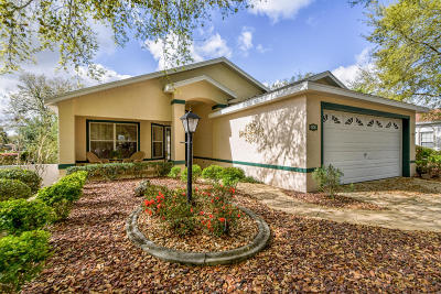 Ocala Single Family Home For Sale: 9176 SW 93rd Circle