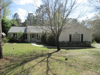 Dunnellon FL Single Family Home For Sale: $154,000