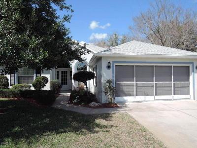Ocala FL Single Family Home For Sale: $159,700