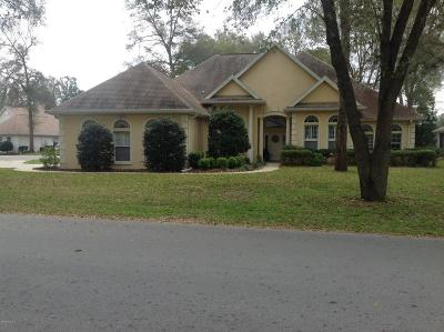 Spruce Creek, Spruce Creek Gc, Spruce Creek So, Stonecrest, Spruce Creek Pr, On Top Of The World, The Villages-Marion Cty, Ocala Palms, Oak Run, Oak Run Eagles Point, Summerglen, laurel ridge, Cherry Wood, pine run, Ocala Preserve, Palm Cay Single Family Home For Sale: 10802 SW 71st Ave