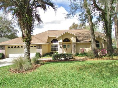 Dunnellon Single Family Home For Sale: 9291 SW 193 Circle