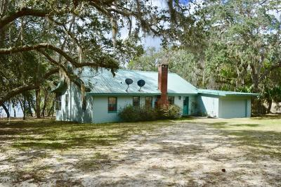 Ocklawaha Single Family Home For Sale: 14570 SE 61st Street Road