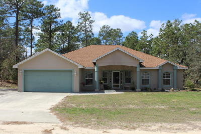Ocala FL Single Family Home For Sale: $199,900