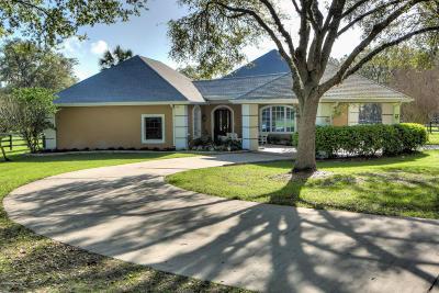 Ocala Farm For Sale: 8491 NW Hwy 225a