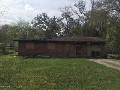 Marion County Single Family Home For Sale: 4700 SE 19th Avenue